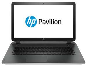 [Redcoon] HP 17-f212ng (17,3'' HD+ BrightView, Celeron N2840, 4 GB RAM, 500 GB HDD, FreeDOS)