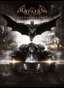 Batman Arkham Knight PC STEAM RU (ohne Einschränkung) für 10€