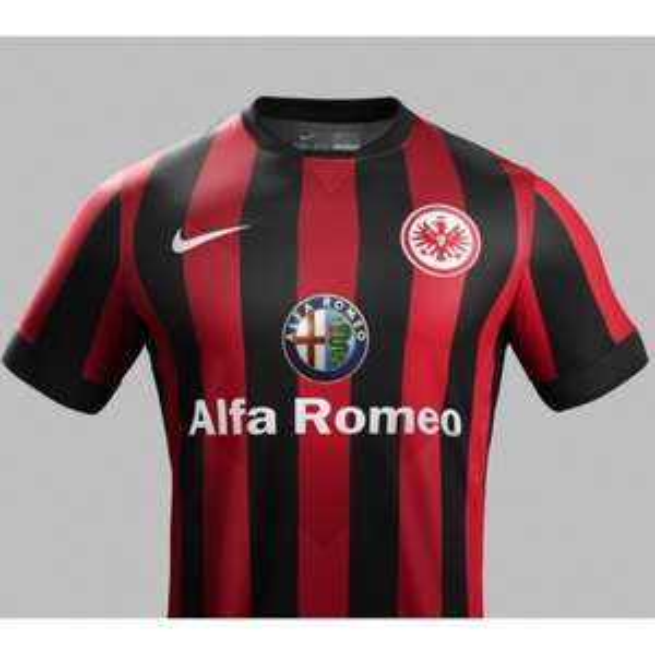[Outfitter] Eintracht Frankfurt Trikot Home Supporters 2014/2015