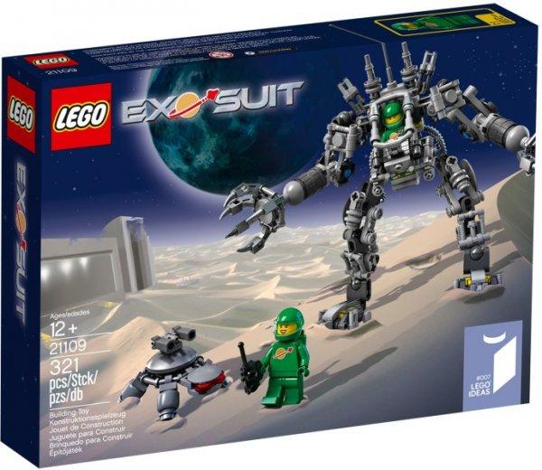 Lego Ideas/Cuusoo - Exo Suit 21109 - Abverkauf [Lego Store] für 24€