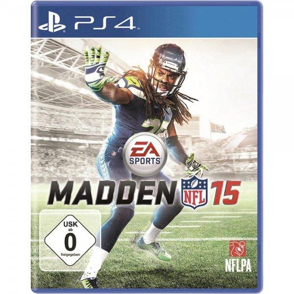 [PS4] Madden NFL 2015 ab 24,44 € @conrad.de