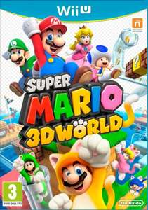 [Amazon.fr] Super Mario 3D World