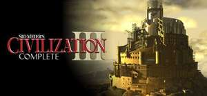 [Steam] Sid Meier's Civilization® III: Complete für 1,24€ @ Humble Store