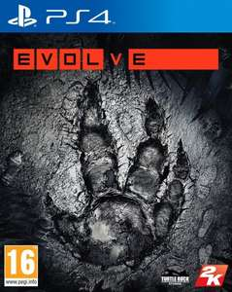 Game Sale bei Amazon Frankreich - Evolve (PS4/Xbox One) für 24,69€