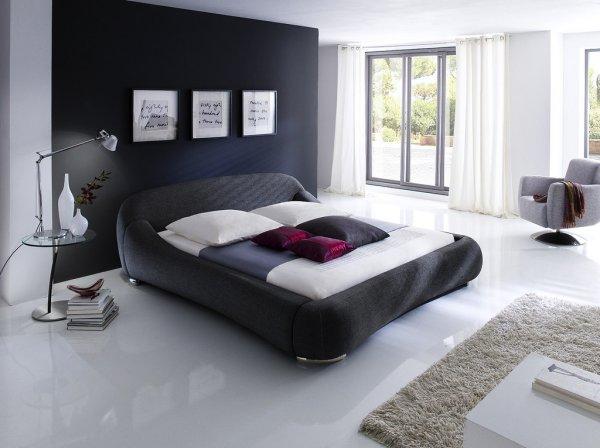 Meise Stoff Polster Bett Paloma Doppelbett 180x200 cm, 761,71 EUR @ hitmeister