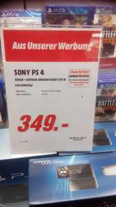 PS4 500GB + Batman: Arkham Knight [Grenzgänger]