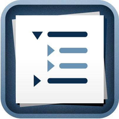 Cloud Outliner: Outline-Anwendung mit Evernote-Verknüpfung - Gratis heute