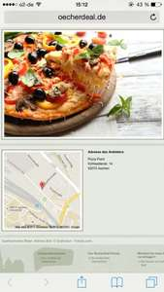 (Lokal Aachen) All You Can Eat für zwei bei Pizza Point Aachen
