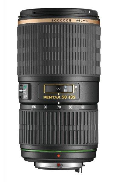 Pentax DA 50-135mm 1:2.8 ED (IF) SDM für 743,17 € @Amazon.fr