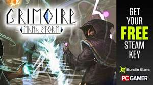 [Steam] Grimoire: Manastorm @ PCGamer