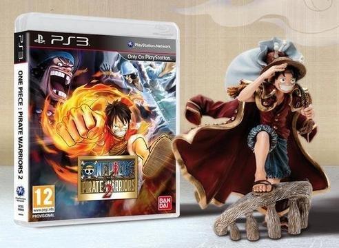 One Piece: Pirate Warriors 2 - Collectors Edition (PS3) für 43,14€ @Amazon.es