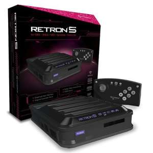 Hyperkin RetroN 5 Retro Video Gaming System (amazon marketplace)