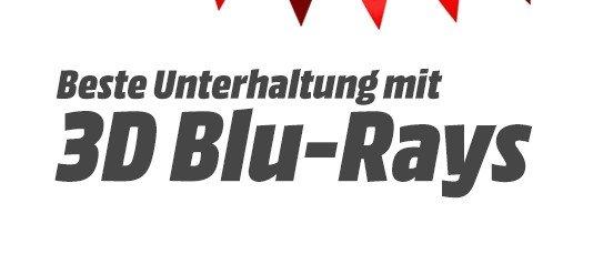 [Mediamarkt Österreich] Geburtstagsaktion...Viele 3D Blu-Rays für 9.99€. Versandkosten nur über D-A Packs (Gewichtsabhängig)