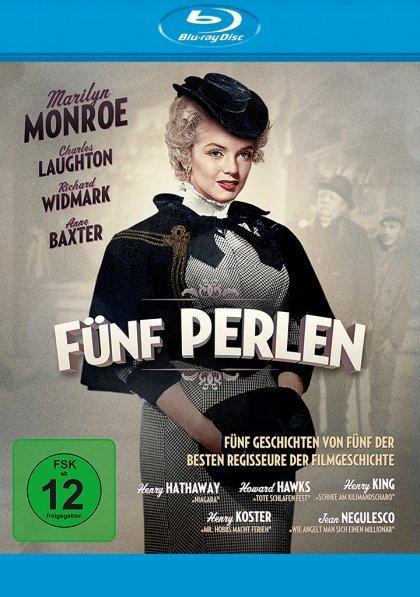 [Media-Dealer] Fünf Perlen (Blu-ray)-(Fünf der besten Regisseure aus Hollywoods großer Zeit verfilmten fünf Geschichten des weltberühmten Schriftstellers O. Henry) für 9,76€ inc. Versand