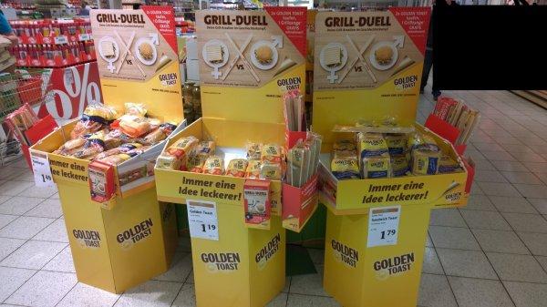 """""""Gratis"""" Grillzange von Golden Toast *Bedingungen*"""