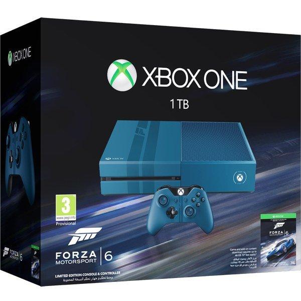 [Zavvi/Amazon] Pre-Order...Xbox One 1TB Limited Edition Forza Motorsport 6 Bundle für 478,79€**Update....für 474,74€ bei Amazon.com mit Preisgarantie**