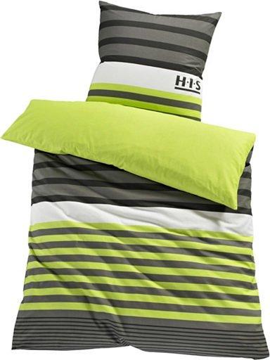 2x HIS Bettwäsche in Mako Satin, 135x200 cm @OTTO für 35,03€*** nur Neukunden