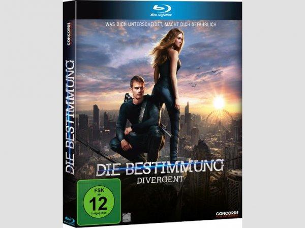 [Saturn LateNight] Die Bestimmung - Divergent - (Blu-ray) für 6,99 VSK Frei