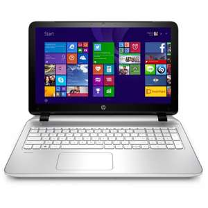 [Notebooksbilliger.de] HP Pavilion 15-p228ng 15,6'' Notebook weiß [AMD Quad-Core A8-6410, 8GB, 1000GB, Radeon R5, Windows 8.1 für 399,-€ Versandkostenfrei
