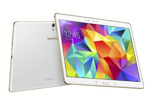 Samsung Galaxy Tab S 10.5 16GB WiFi white für 349€