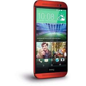 [eBay.de] HTC One M8 red - 16GB - LTE