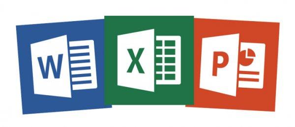 Word, Excel und Powerpoint im Play Store