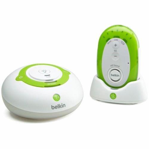 Belkin F7C034QM Baby 200 Digitales DECT-Babyphone 300m @ ebay.de für 19,99