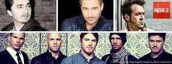 (Lokal Wilhelmshaven) Gratis Eintritt Stars@NDR2 Live mit Sasha, Philipp Dittberner, Stereolove, Stanfour und Laith Al-Deen am 11.7.2015