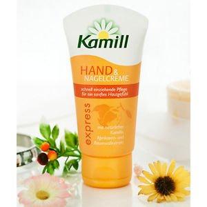 [ROSSMANN] Kamill Hand & Nagelcreme Express 75ml für 0,85€ // 0,76€ (Angebot+Coupon)