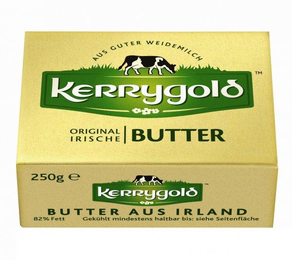 [Kaufland bundesweit] Kerrygold Butter mit oder ohne Salz für 1,09 €