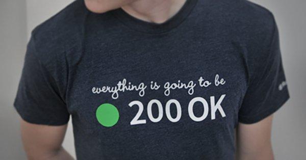 Gratis T-Shirt von Runscope