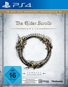 [PS4] The Elder Scrolls Online: Tamriel Unlimited + Project Cars je 43,79€ @ Amazon