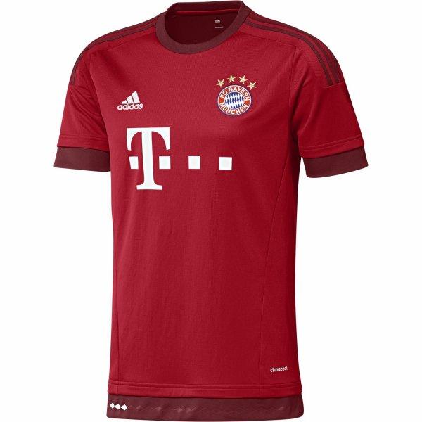 Adidas FC Bayern Heim Trikot 2015/16 1 Stück 50,74 € / 2 Stück je 44,85 €