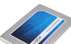 Crucial SSD BX100 - 120GB    (OTTO Neukunden)