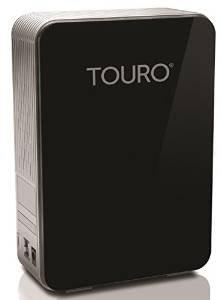 Hitachi Touro Desk DX3 4TB USB 3.0 (3,5 Zoll, 5400rpm, 9ms)    99,90€