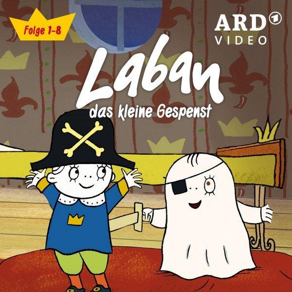 Tigerbooks.de 1. Folge von der KiKA-Serie Laban, das kleine Gespenst kostenlos