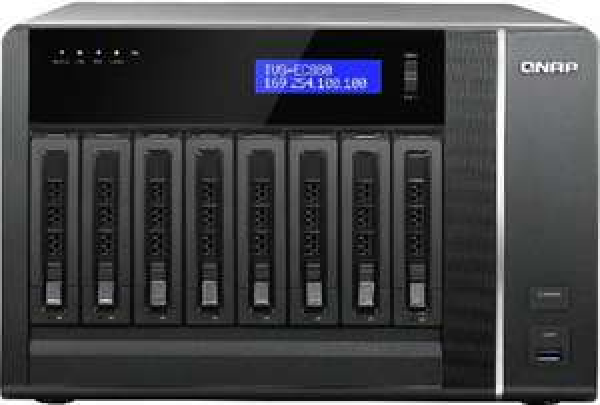 Qnap Turbo NAS TVS-880-E3-16G