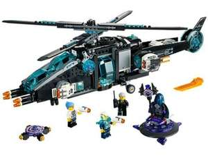 [Lego] LEGO 70170 UltraCopter vs AntiMatter (Ultra Agents / 2015) für 52,90€ -25%