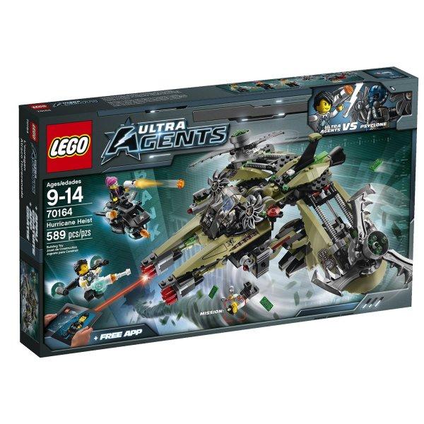 [ToysRUs] LEGO 70164 Hurrikan-Überfall (Ultra Agents / 2014) für 32,93€ - 45%