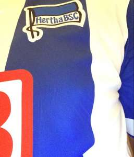 (Lokal Berlin) Hertha BSC Heimtrikot 2014/15 20€