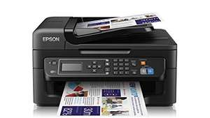 [Viking Tagesangebot] Epson WorkForce WF-2630WF Tintenstrahl-Multifunktionsgerät (Drucker, Scanner, Kopierer, Fax, WiFi,Air Print,Scan to Funktion)  für 40,34€ inc. Versand