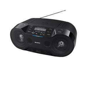 Sony ZS-RS70BTB Boombox (Bluetooth, USB, CD, DAB/DAB+ Funktion, NFC) (Sony Outlet)