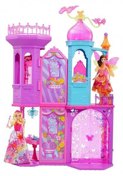 """ToysRus Barbie """"Die geheime Tür"""" Großes Prinzessinnen-Schloss"""