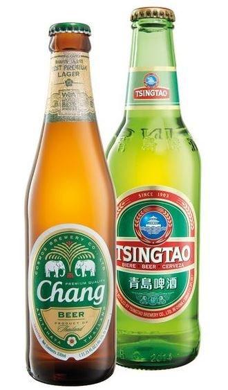 [Lidl bundesweit] Chang & Tsingtao Bier (0,33l-Flasche)