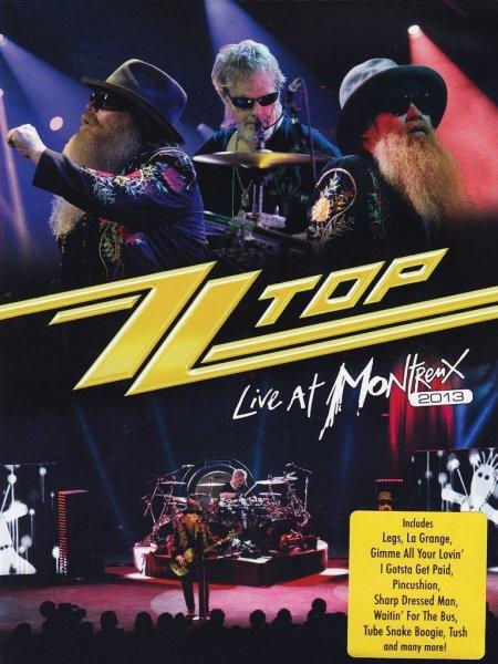 Amazon Prime: ZZ TOP Live at Montreux 2013 DVD