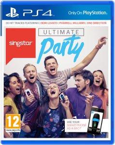 SingStar: Ultimate Party (PS4) für 13,58€ @Zavvi.com