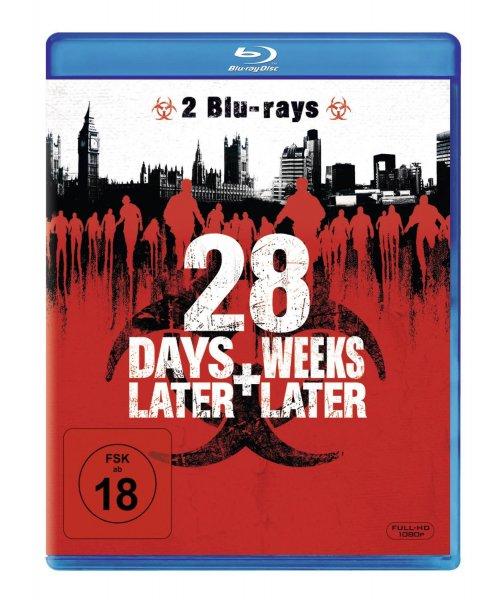 "[Base.com] ""28 days later"" + ""28 weeks later"" (2 Blurays) für 8,97€"