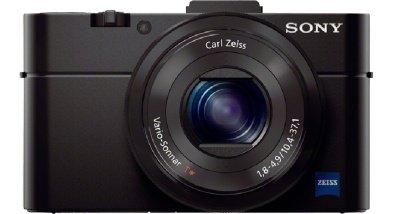 Sony Cyber-shot DSC-RX100 Mark II 20 Megapixel Kamera