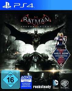(Saturn) Batman Arkham Knight - Playstation 4 für 44,99 EUR