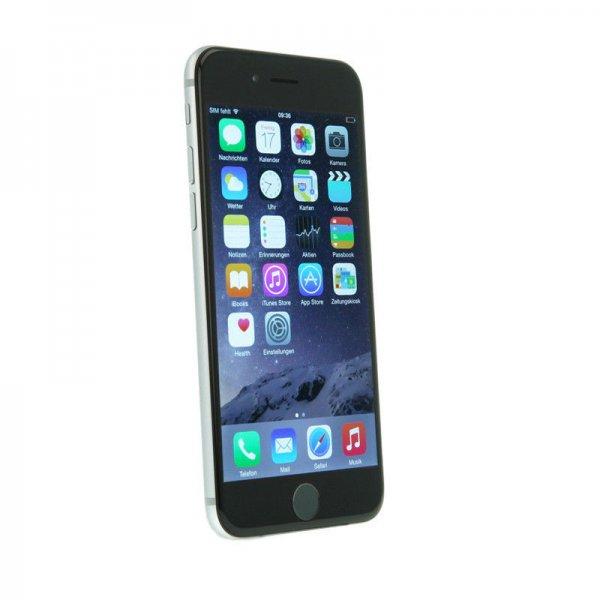 Apple iPhone 6 - 64 GB Spacegrau - Handy ohne Vertrag - Wie Neu!